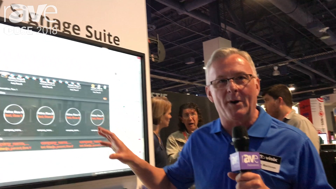 DSE 2018: VISIX Talks About the Latest Widgets Added to AvisTV Signage Suite, Talks Data Mapping