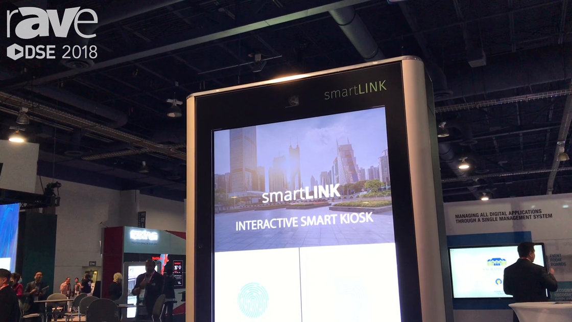 DSE 2018: 22MILES Wayfinding Partners With SmarLink, Shows Outdoor Kiosk With 3D Wayfinding