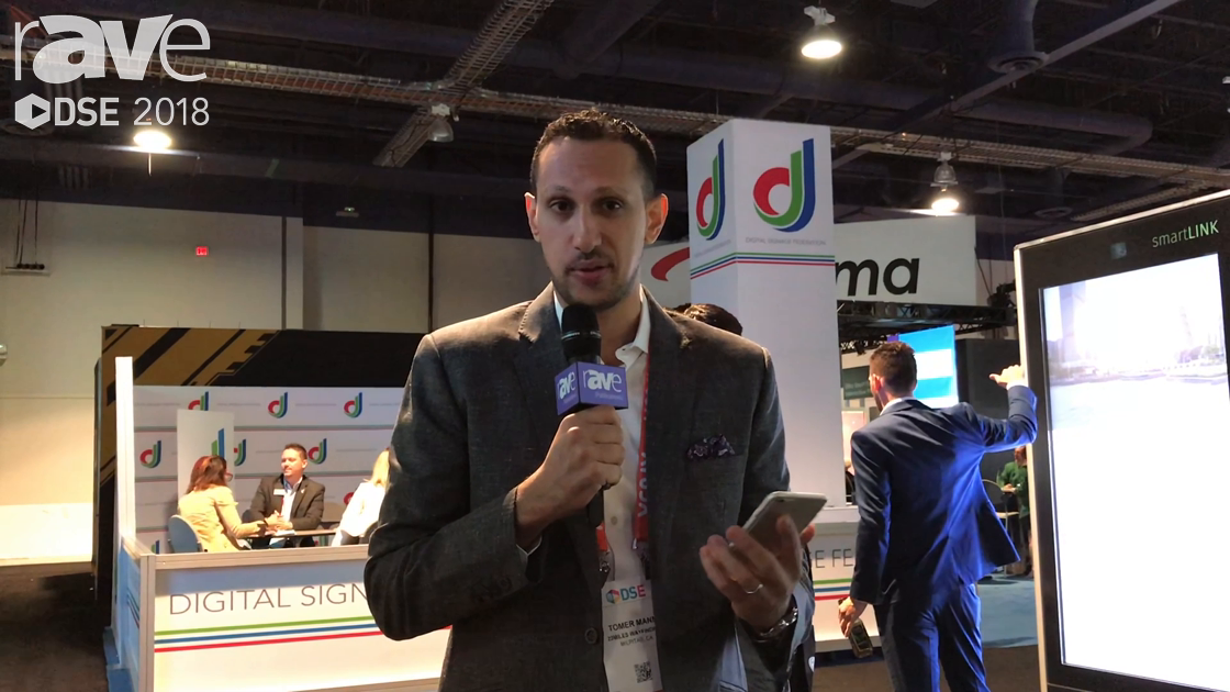 DSE 2018: 22MILES Wayfinding Demos Augmented Reality Wayfinding App for Cell Phones