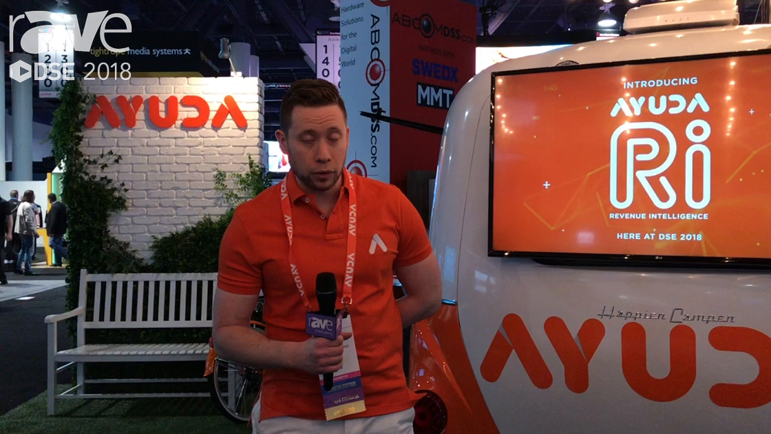 DSE 2018: Ayuda Media Systems Talks About Ayuda Revenue Intelligence Platform for Out of Home Media