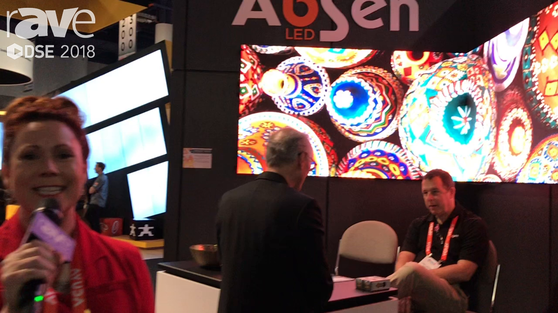 DSE 2018: Absen Presents New Acclaim Series Permanent Indoor, M-Series and Xv-Series LED Displays