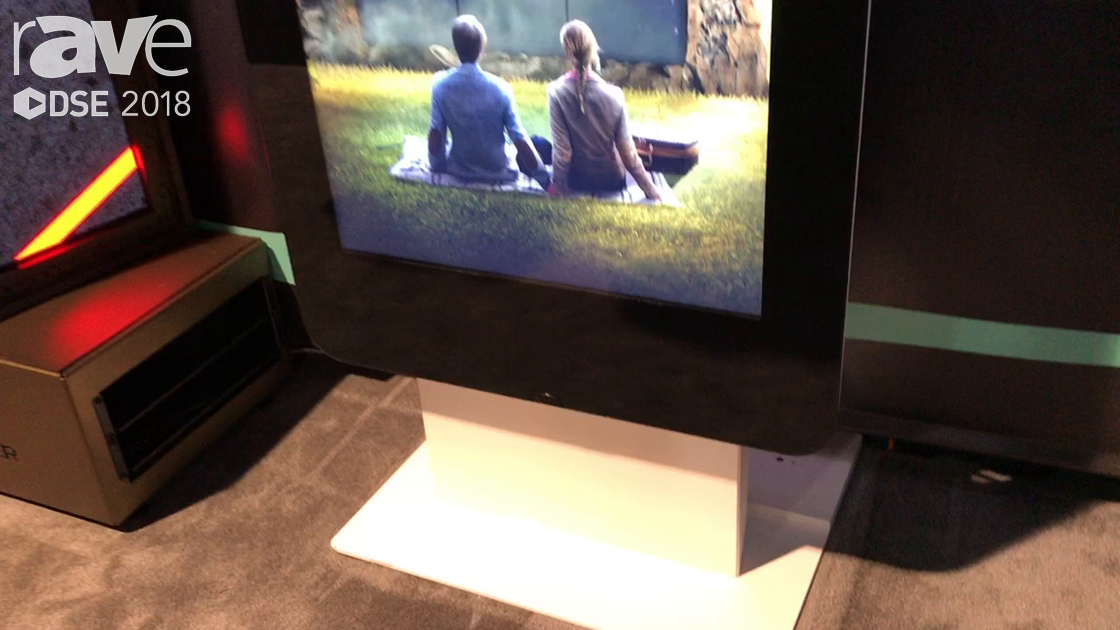 DSE 2018: Draper Shows Off SMS Outdoor Enclosure for All Types Of Mounts And Displays