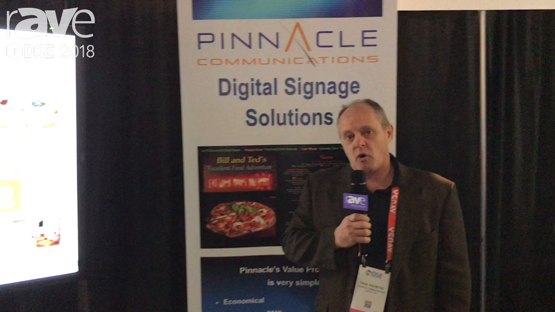 DSE 2018: Pinnacle Communications Offers Full End To End Service For Digital Signage Installs