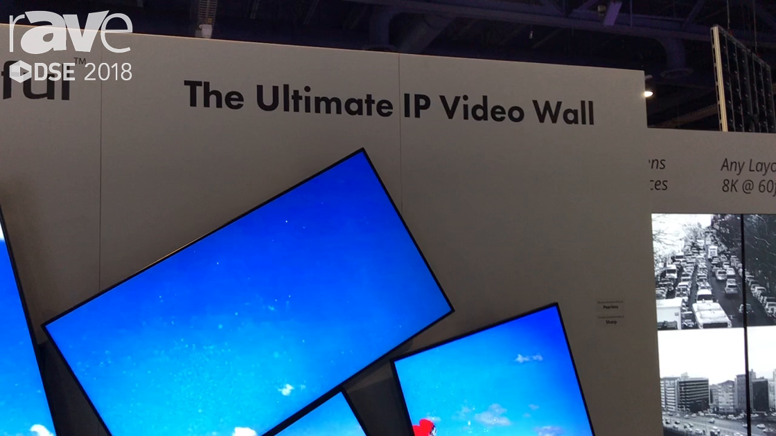 DSE 2018: Userful Showcases The Ultimate IP Video Wall Controller