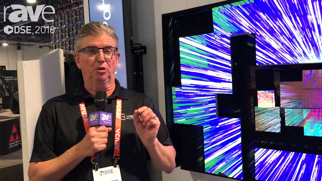 DSE 2018: rp Visual Solutions Explains Engineered Screen Solutions To Maximize ALR Value