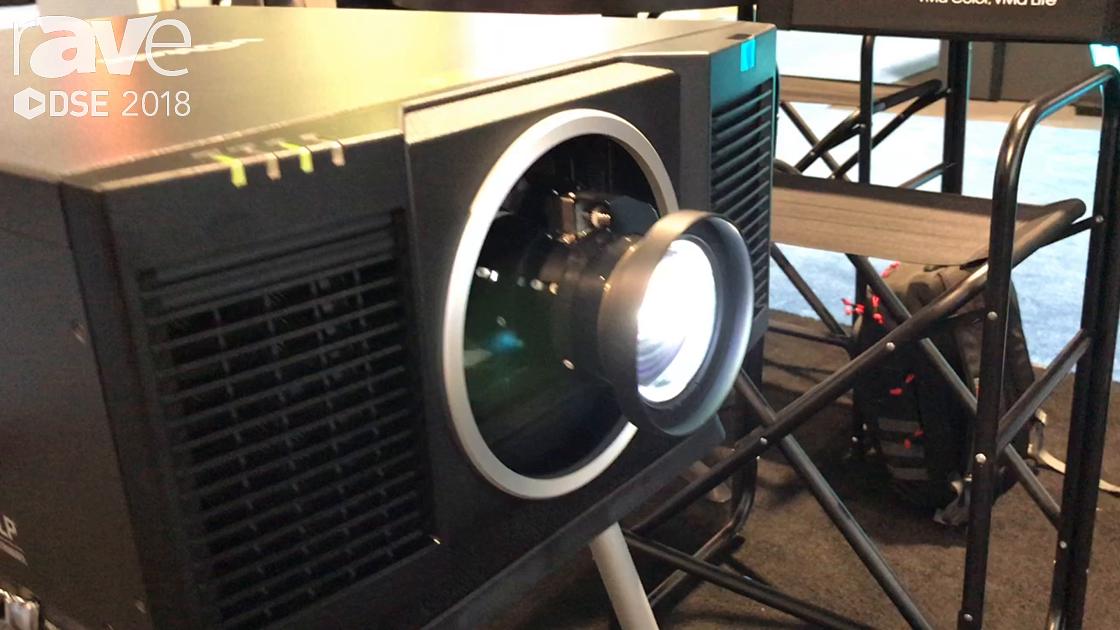 DSE 2018: Vivitek Showcases DU9800Z 18,000-Lumen DLP Projector