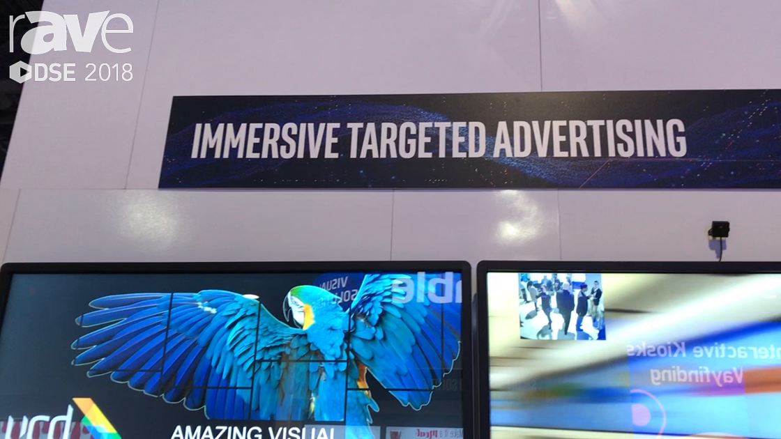 DSE 2018: YCD Multimedia Presents Immersive Targeted Advertising Solutions in the Intel Booth