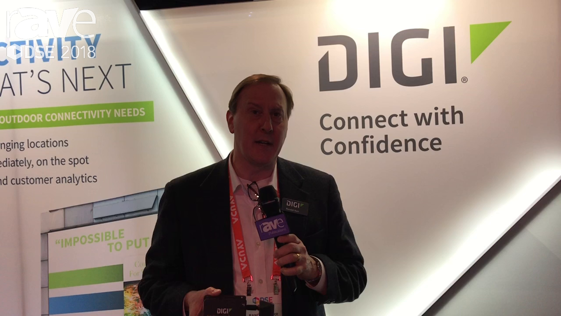 DSE 2018: Digi International Intros WR11 XT Industural Grade Router