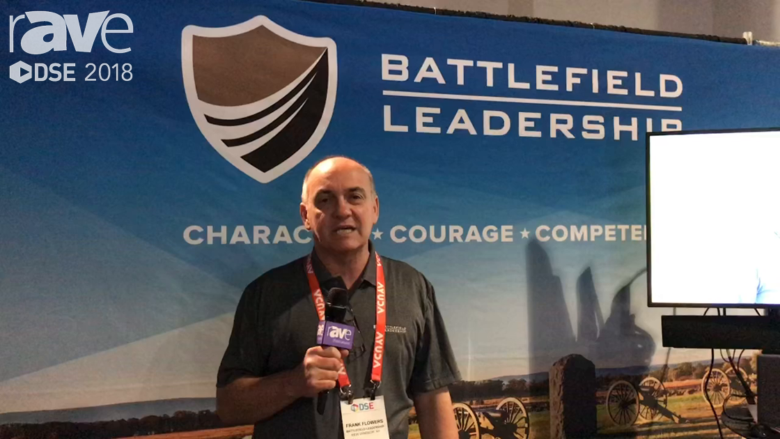 DSE 2018: Battlefield Leadership Talks Business Management Strategies for Companies, Executives
