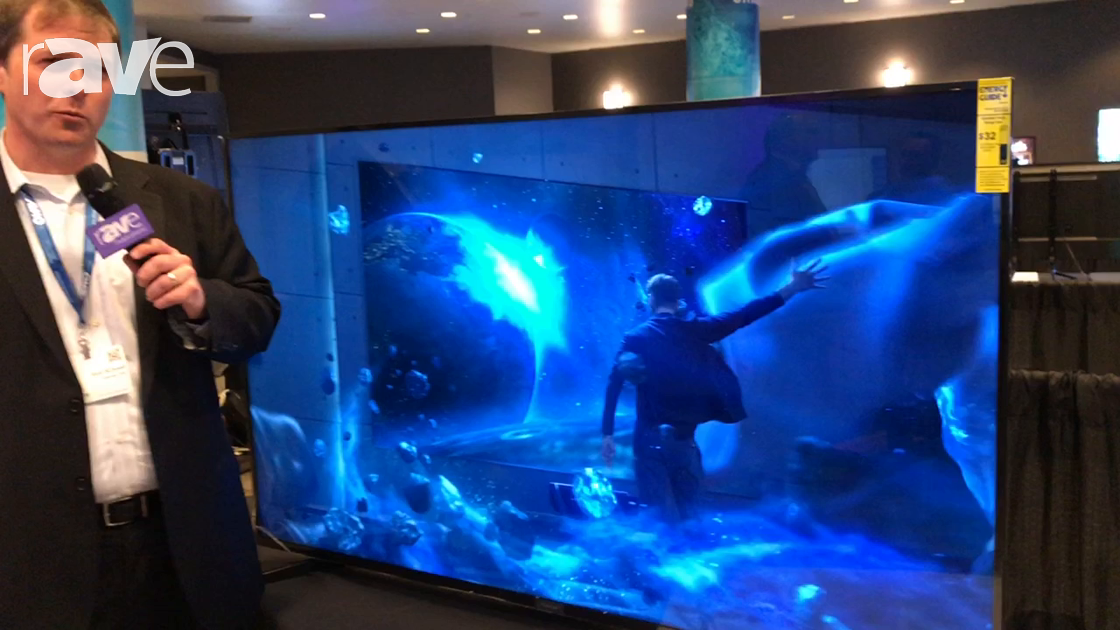 E4 AV Tour: Hisense Talks About 100″ 4k Ultra HD Smart Laser TV And Displays For Boardrooms