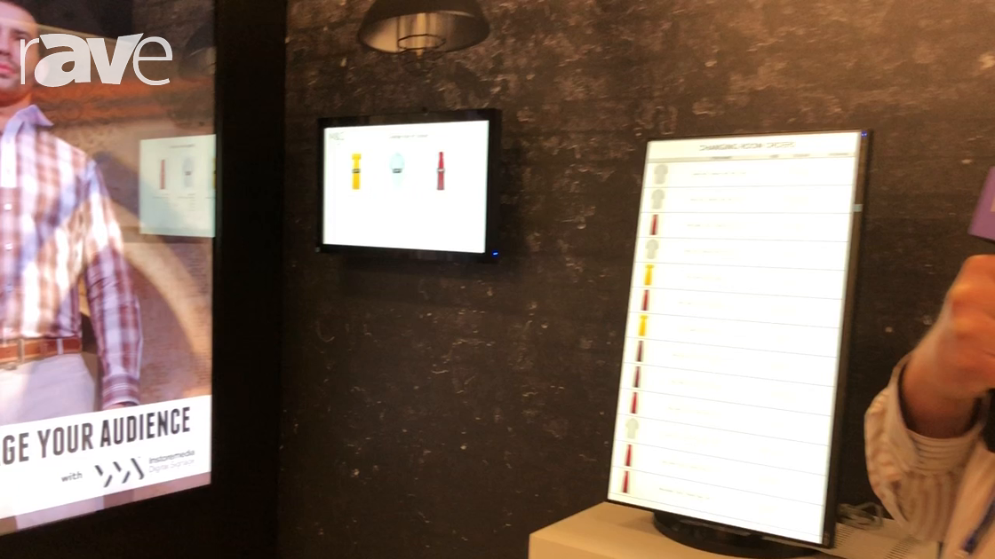 NEC Showcase: Instoremedia Shows How the Store of the Future May Use Interactive Signage