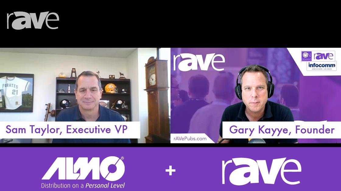 InfoComm 2018: Almo ProAV Launches nobox on rAVe RADIO Today