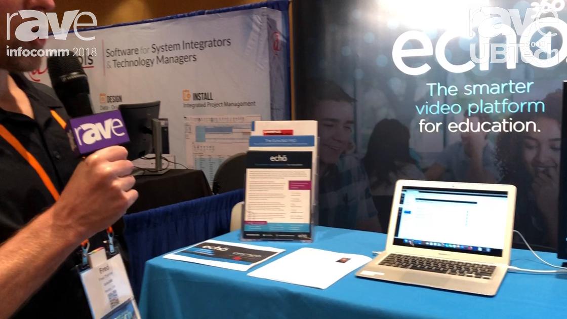 UBTech 2018: Echo 360 Demos Echo 360 Smarter Video Platform