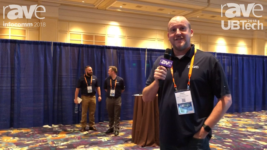 UBTech 2018: ZOOM Talks About Its University Videoconferencing Solutions