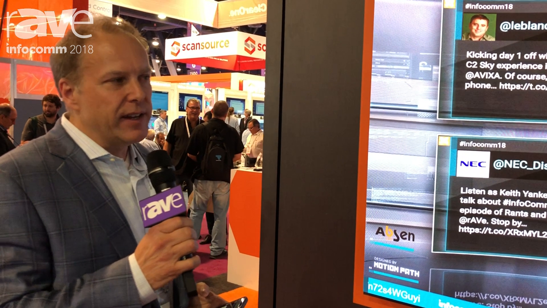 InfoComm 2018: Xentiant Technologies Talks About the Xentiant Platform for Creating Apps and Content
