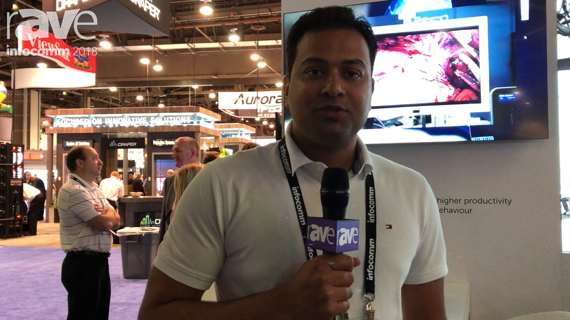 InfoComm 2018: Barco Overviews Its Control Room Critical Decision Making Solutions