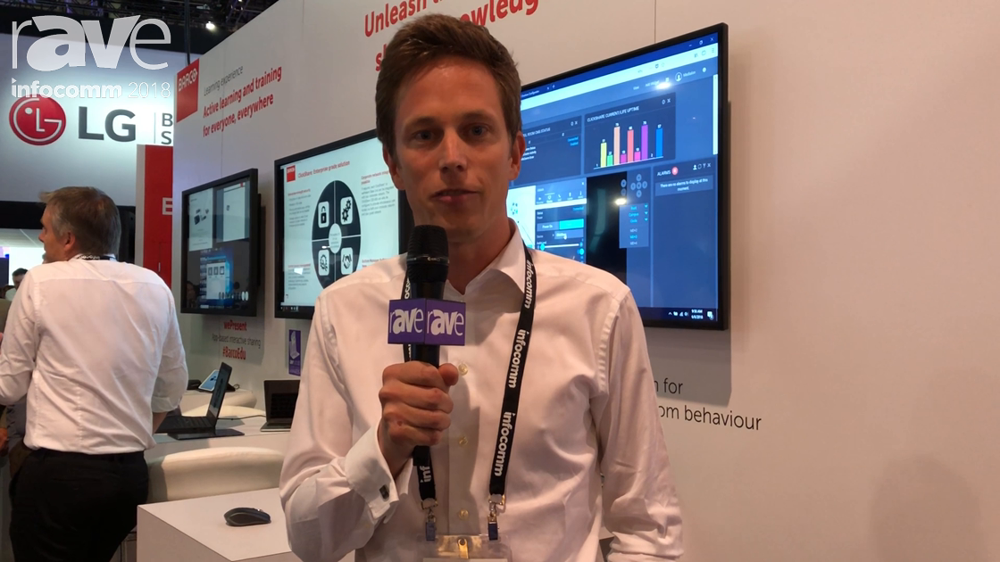 InfoComm 2018: Barco Showcases the Overture AV Control and Monitoring Solution