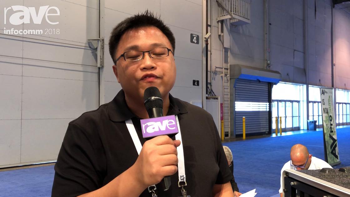 InfoComm 2018: Cypress Technology Presents Its HDBaseT 18G System