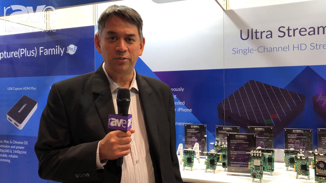 InfoComm 2018: Magewell Showcases the Pro Capture Dual SDI 4K Plus