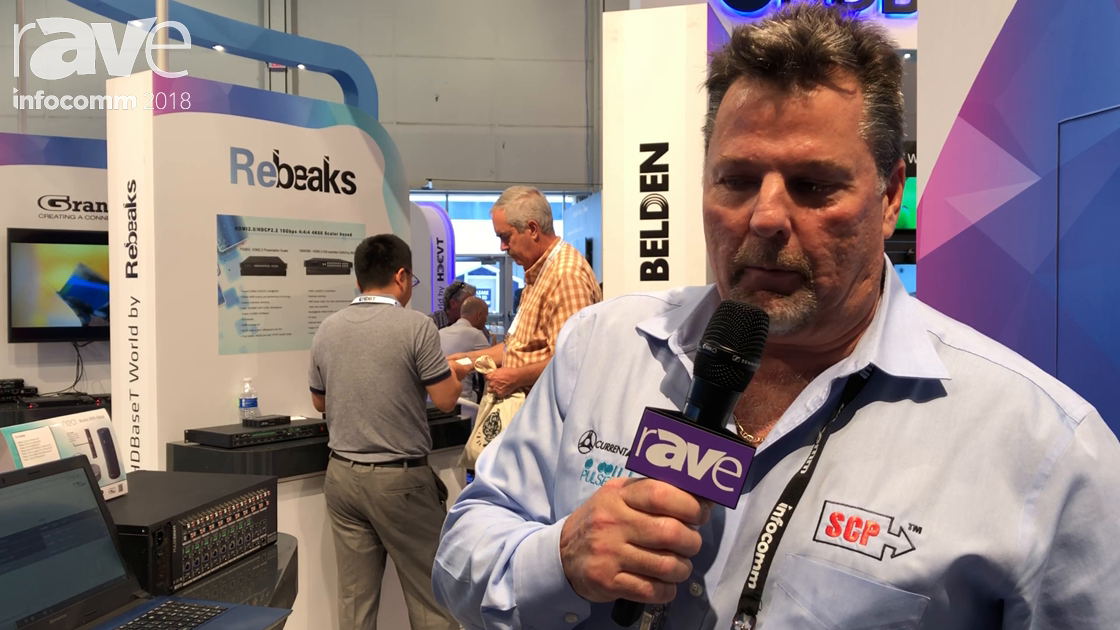 InfoComm 2018: Pulse-Eight Features the Neo Matrix Switches in the HDBaseT Alliance Booth