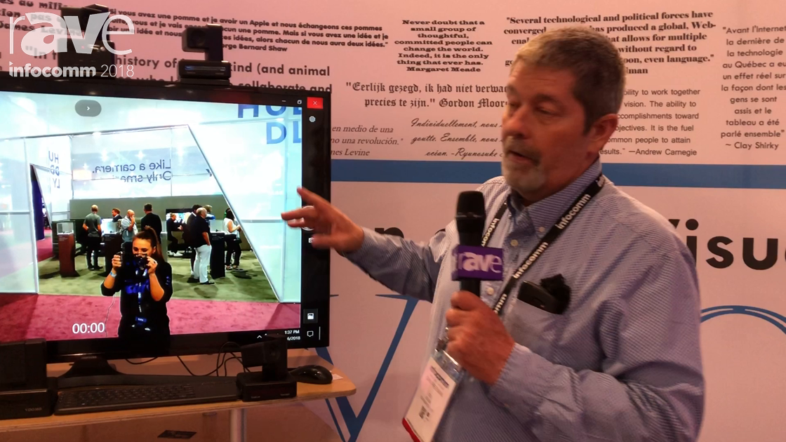 InfoComm 2018: VDO360 Showcases the TeamCam, CompassX and ClearWater Cameras