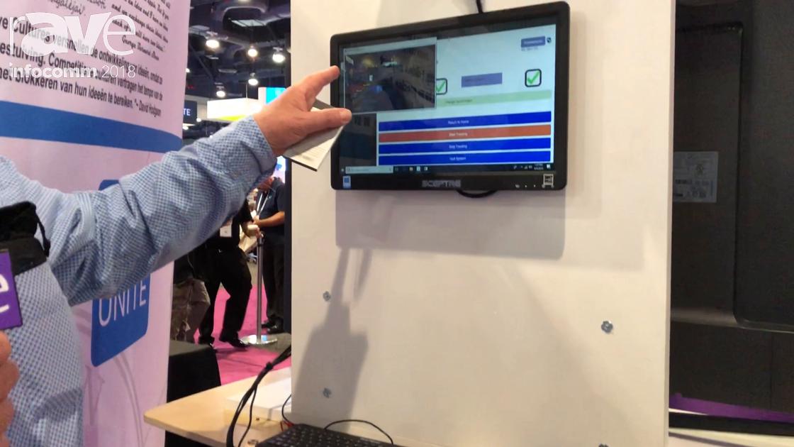 InfoComm 2018: VDO360 Demos the AutoPilot Camera Tracking System