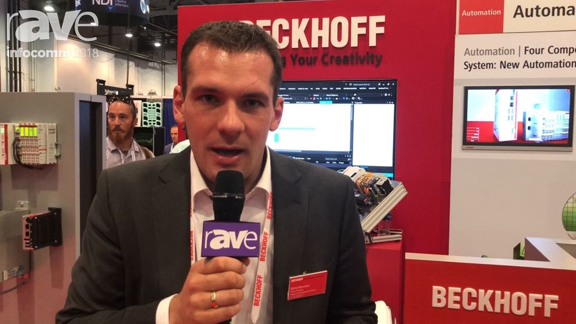 InfoComm 2018: Beckhoff Intros the C6030 and C6015 PCs