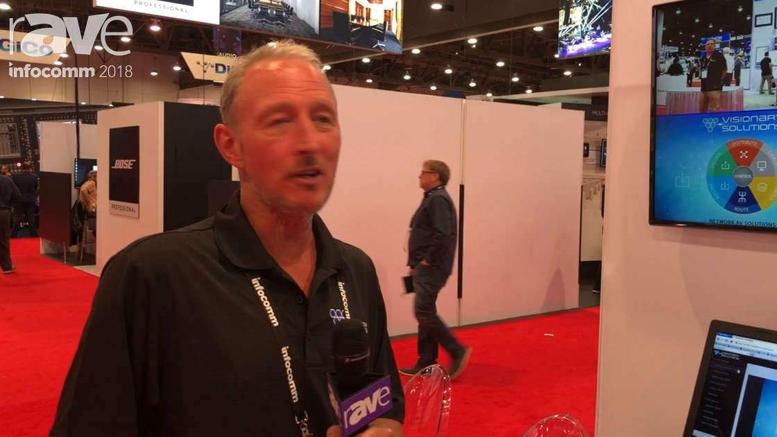 InfoComm 2018: Visionary Solutions Introduces the PackeTV IPTV Solution