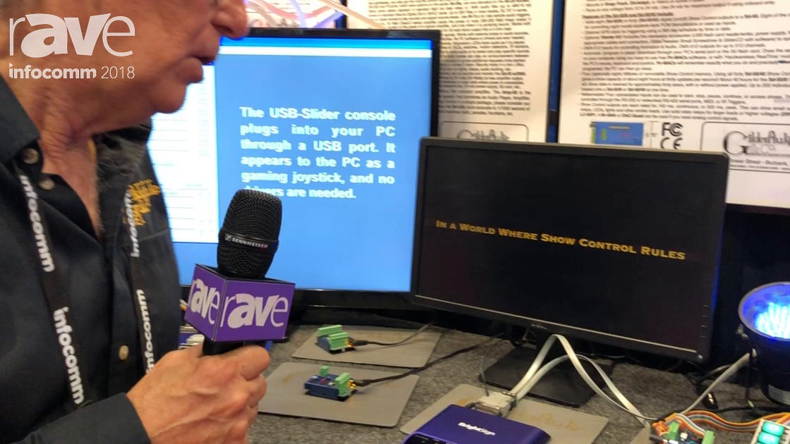 InfoComm 2018: Gilderfluke and Company Demos miniBrick8 With a BrightSign Player in Quiz Show Format