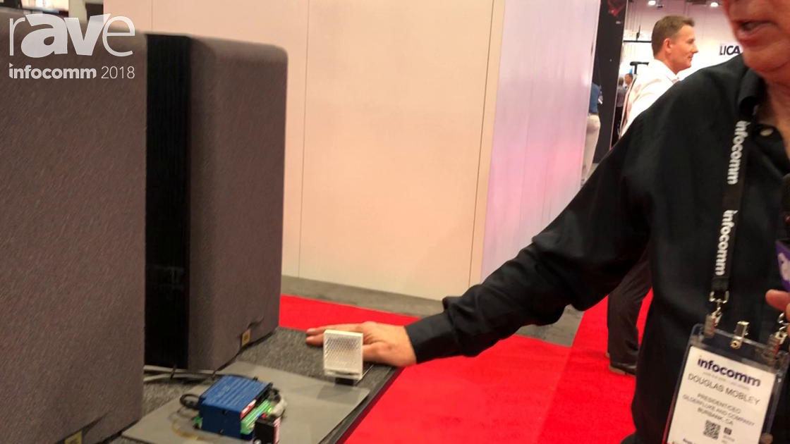 InfoComm 2018: Gilderfluke and Company Features Its Sd-25 With DMX