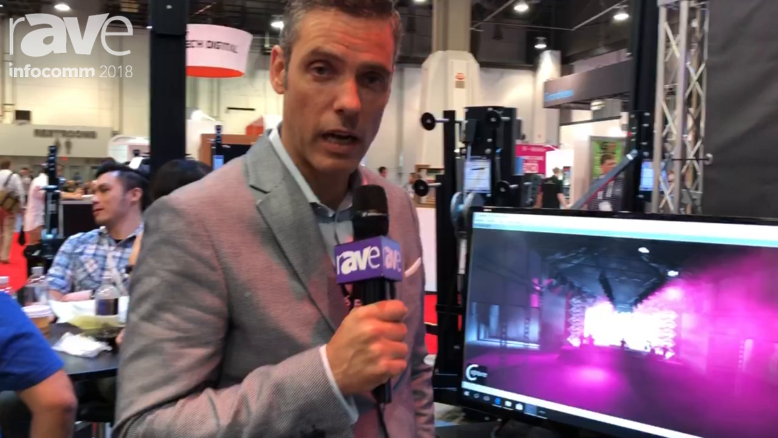 InfoComm 2018: Work Pro Shows the Very Small Light Shark Lighting Control Platform for Live Events