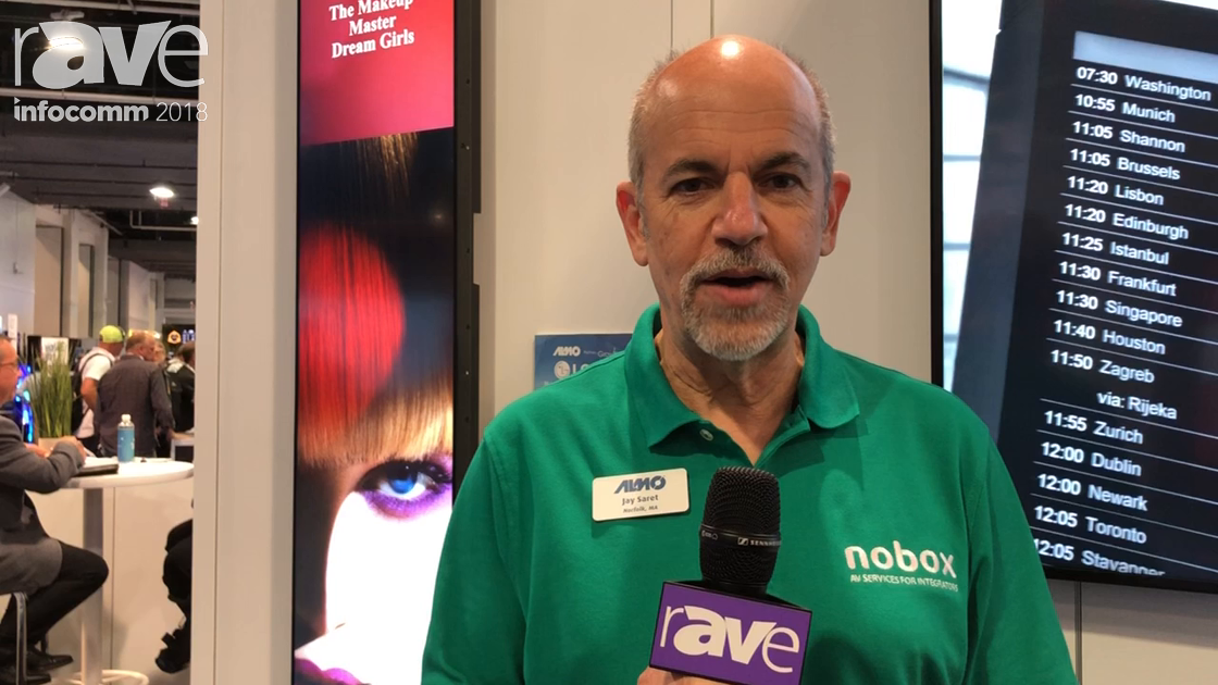 InfoComm 2018: Almo Pro A/V Talks About Its nobox Installation Labor Services and Project Support