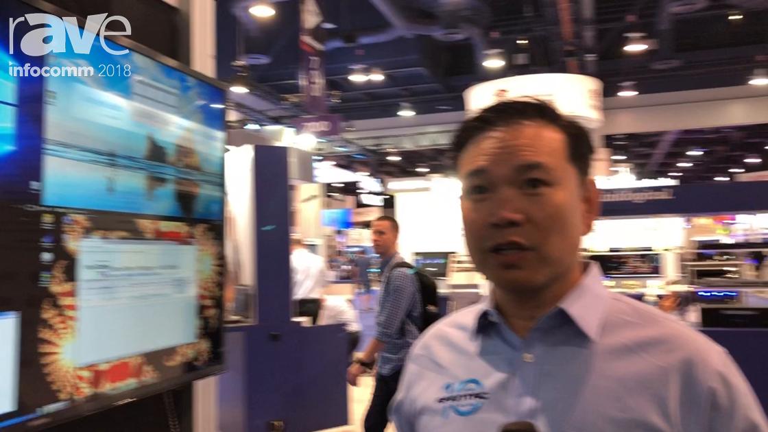 InfoComm 2018: Apantac Features the MINIDE-4-UHD-K 4K KVM Multiviewer