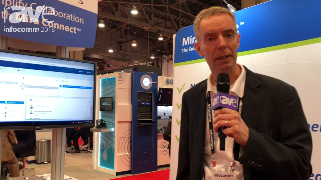 InfoComm 2018: Aveo Systems Exhibits the Mira Connect Control Appliance