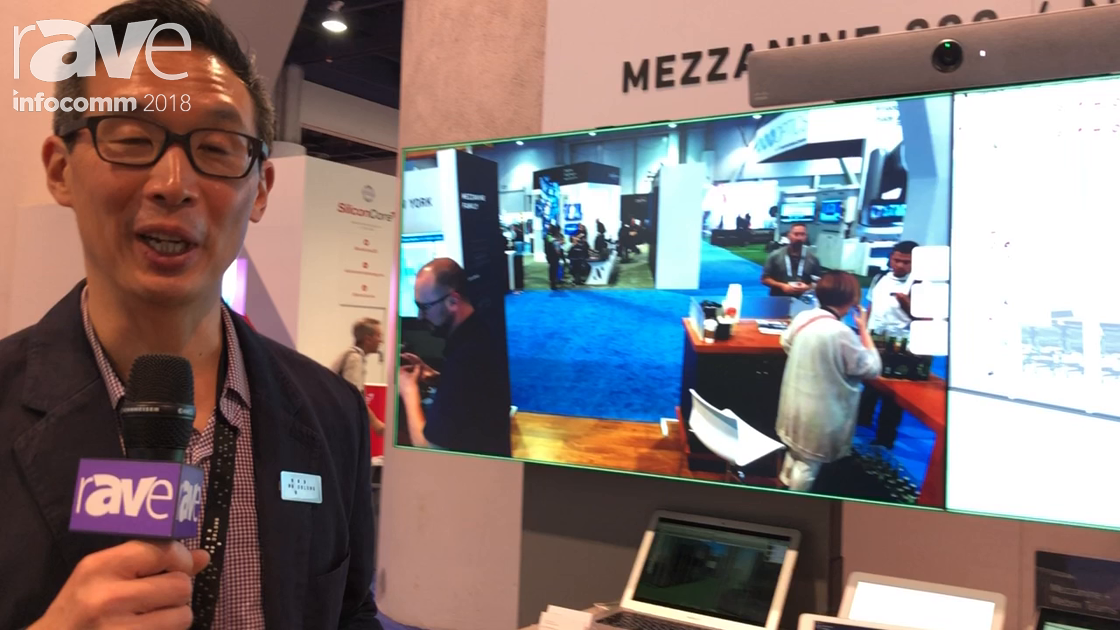 InfoComm 2018: Oblong Demos Its Mezzanine 200 Visual Collaboration Solution