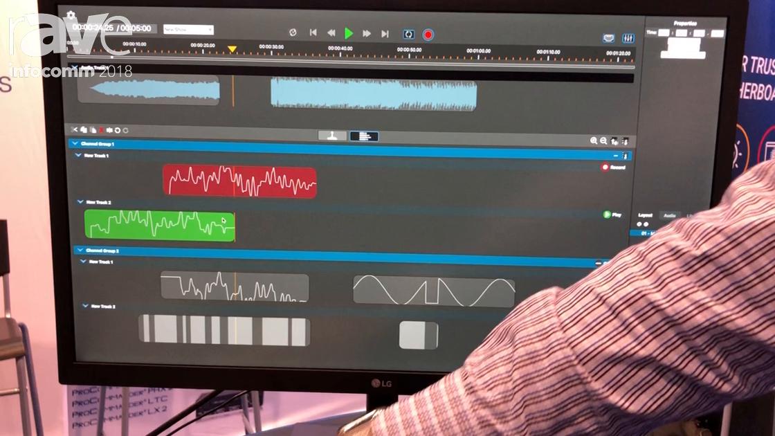 InfoComm 2018: Weigl Controls Unveils Showforge, a Native Mac OS Motion Control Based Platform