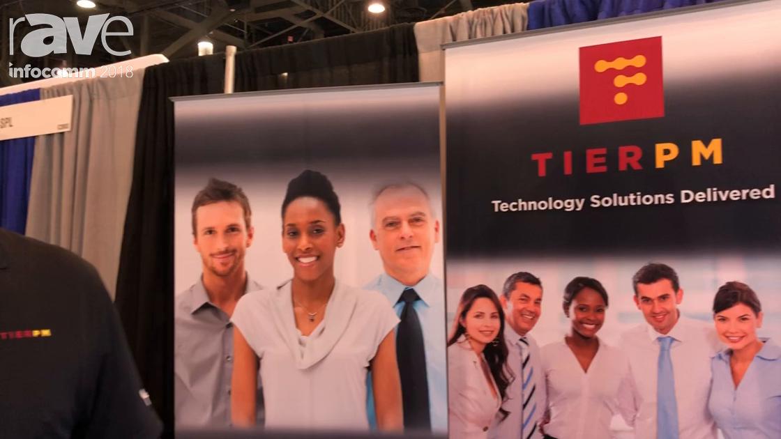 InfoComm 2018: TIERPM Is an AV Workforce Solutions Company
