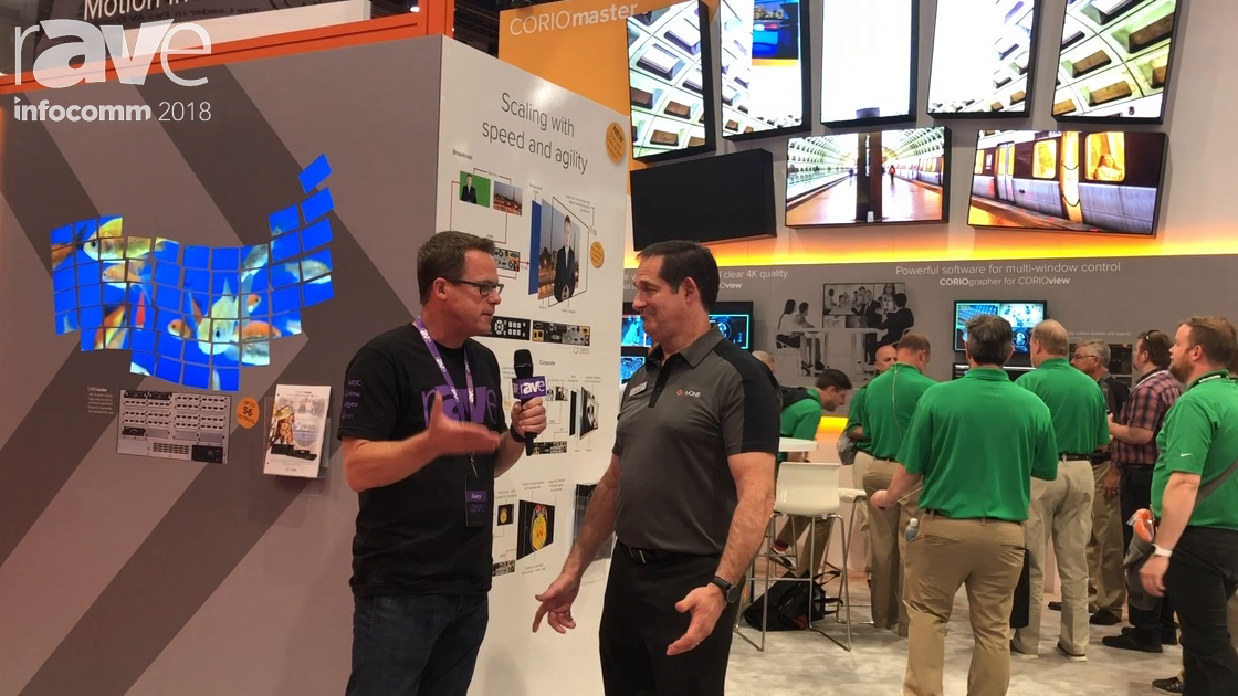 InfoComm 2018: Gary Kayye Interviews Andy Fliss, VP of Sales & Marketing at tvONE