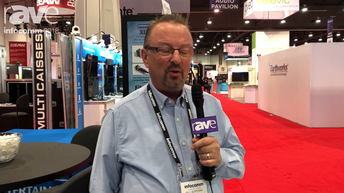 InfoComm 2018: Amphenol Sine Systems Features the Amphe-Dante Adapters 2.0