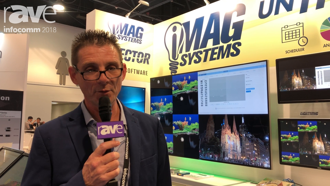 InfoComm 2018: iMAG Systems Features Its THUNDER and RAIN AV Over IP Systems