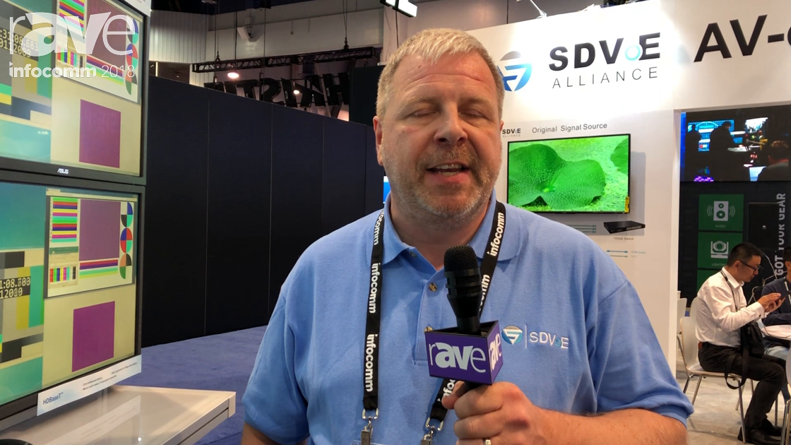 InfoComm 2018: Semtech Showcases SDVoE Platform in Codec Shootout Demo