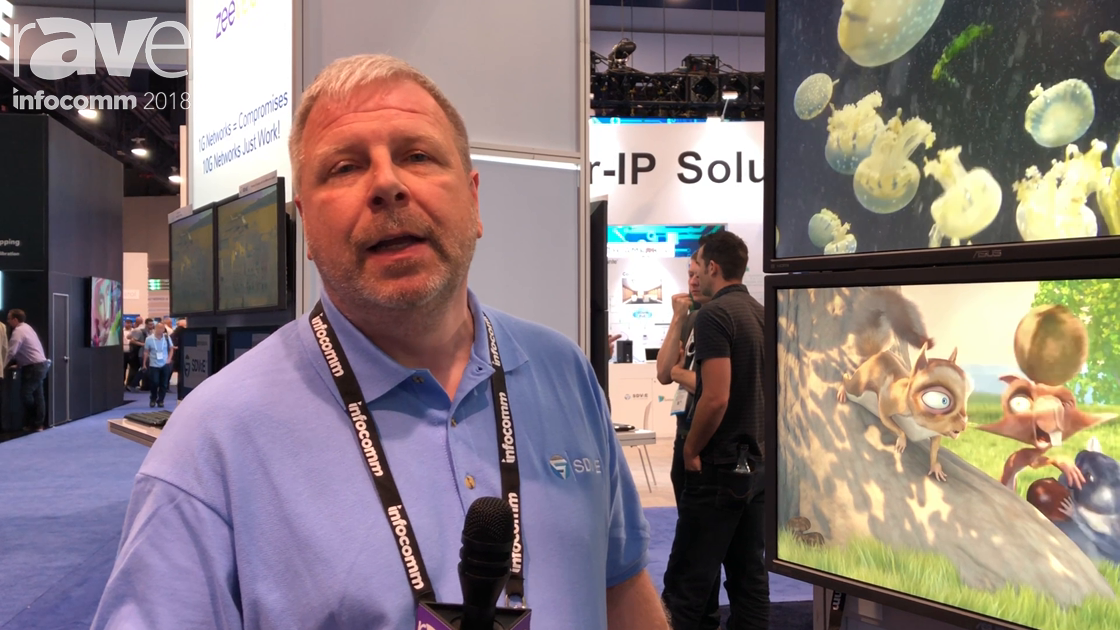 InfoComm 2018: Semtech Talks About the Processing Advantages of the SDVoE Platform