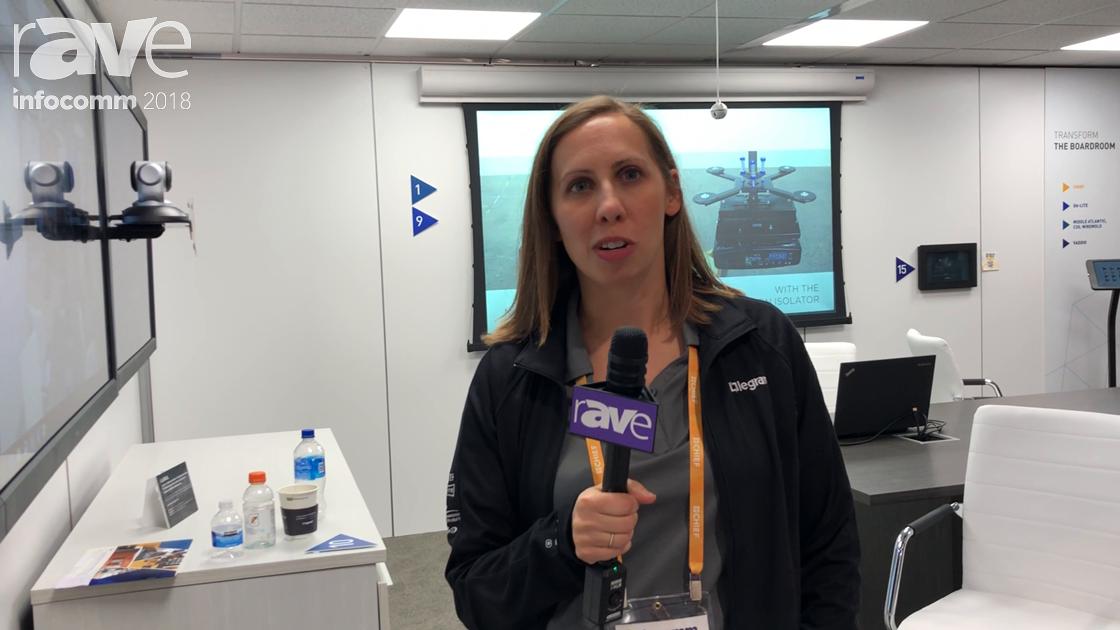 InfoComm 2018: Chief Showcases the CMA348 Large Venue Vibration Isolating Coupler