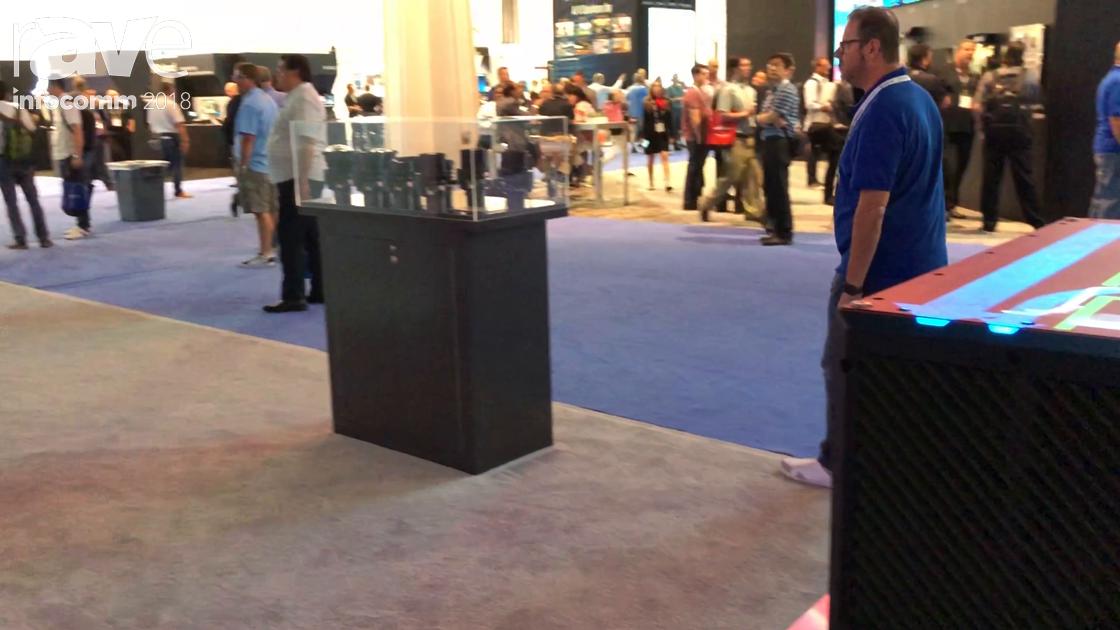 InfoComm 2018: Epson Debuts the Pro L20000U 20,000-Lumen Laser Projector