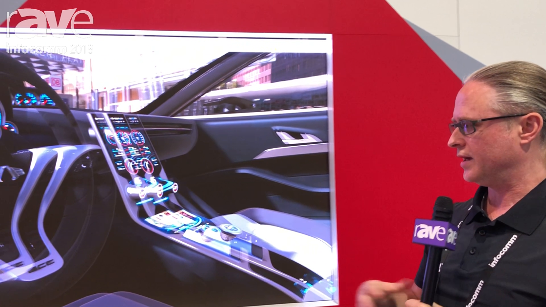 InfoComm 2018: SiliconCore Technology Demos Camilla .95mm LED Display in Active 3D Application