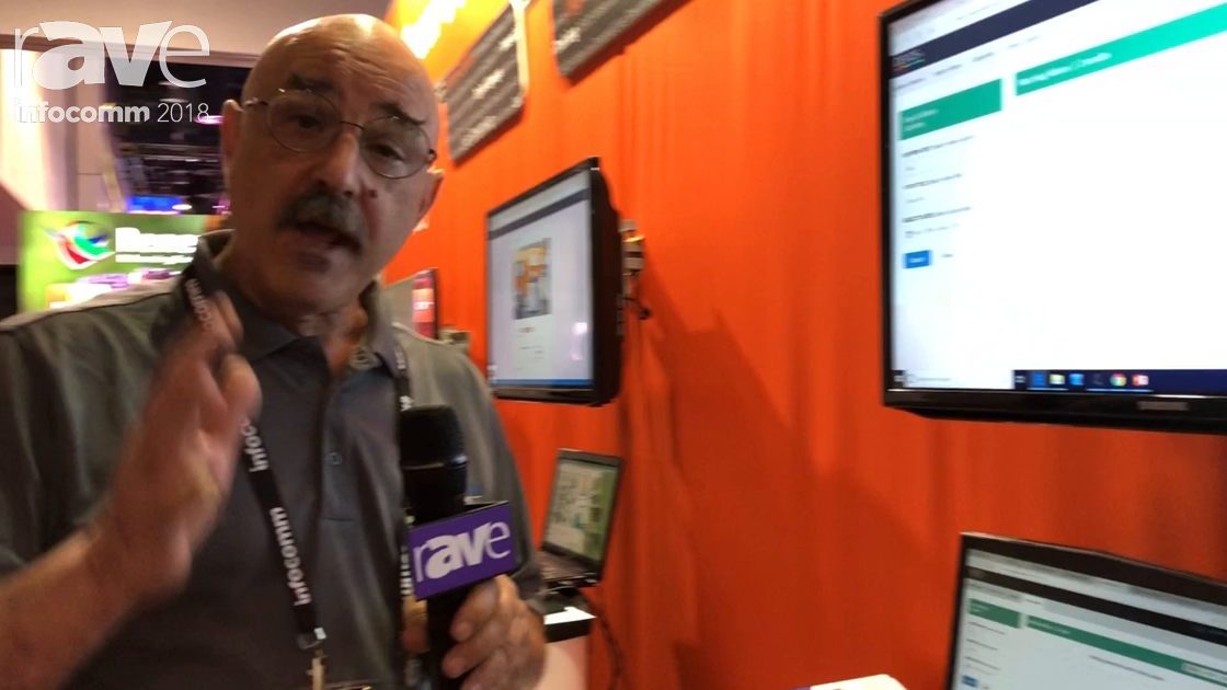 InfoComm 2018: Discover Video Demos Closed Caption Searching in DEVOS Live Video On-Demand System