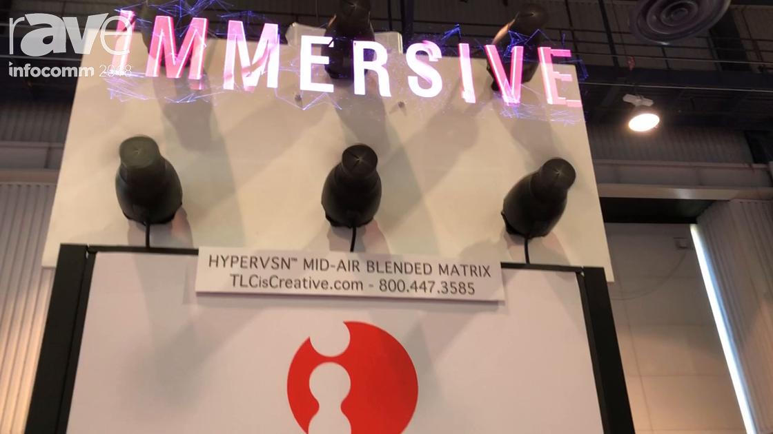 InfoComm 2018: Inhance Digital Exhibits HYPERVSN Visual Solution