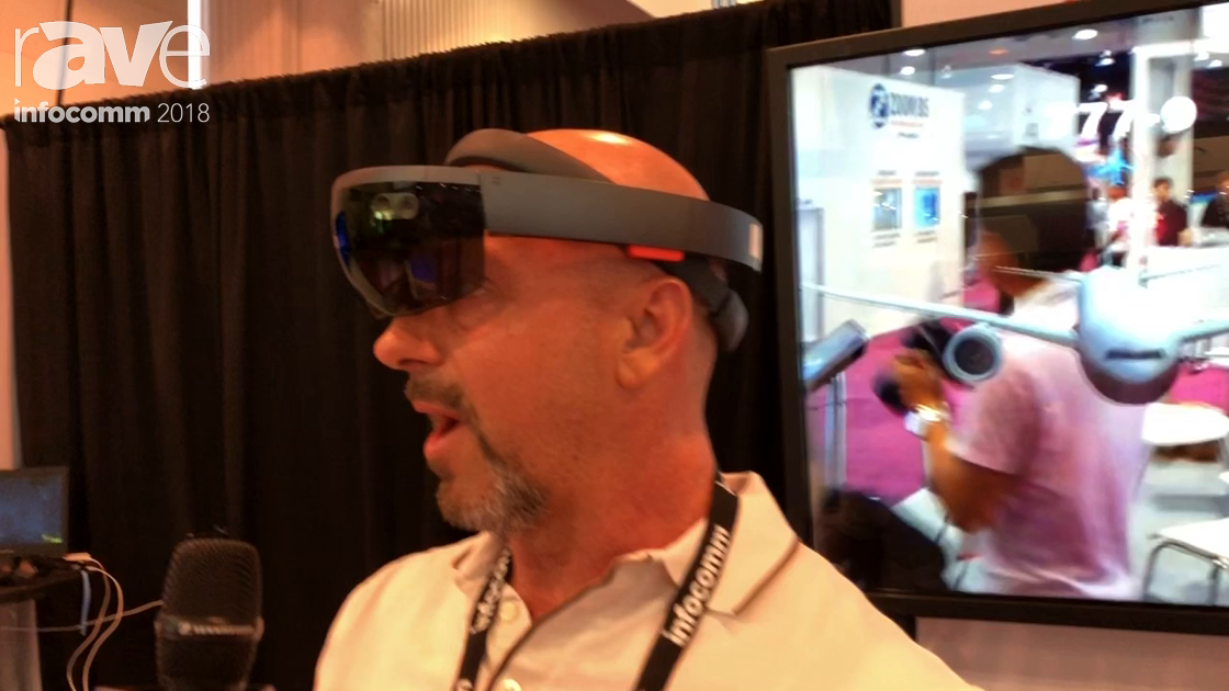 InfoComm 2018: Inhance Digital Features Mixed Reality Content Production for Microsoft Hololens