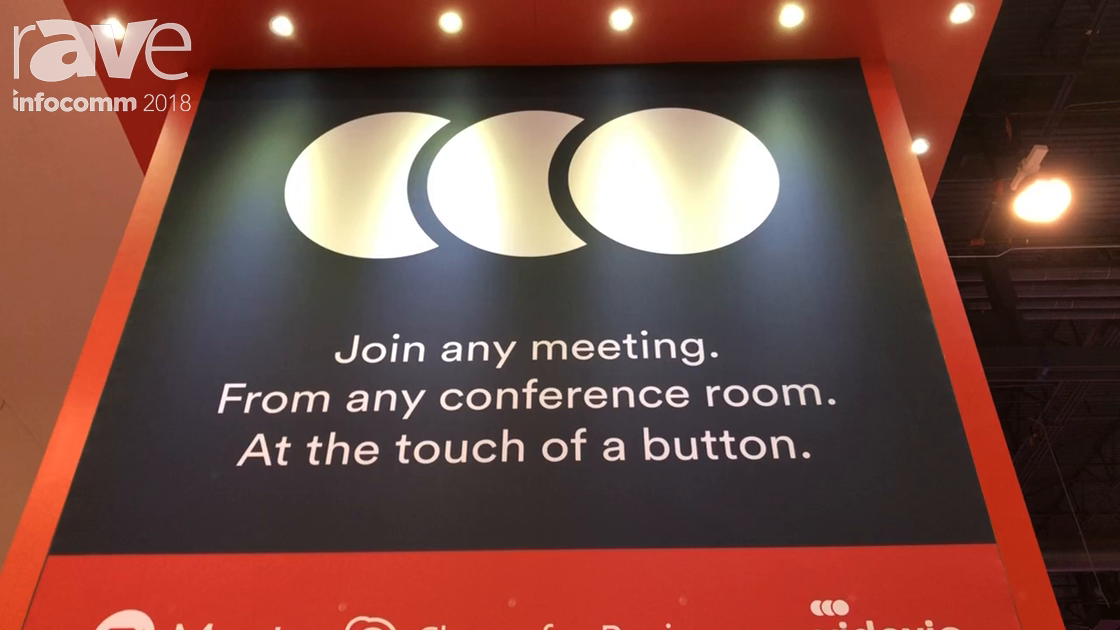 InfoComm 2018: Videxio AS Presents 'One Button to Push' Solution for Joining Virtual Meetings