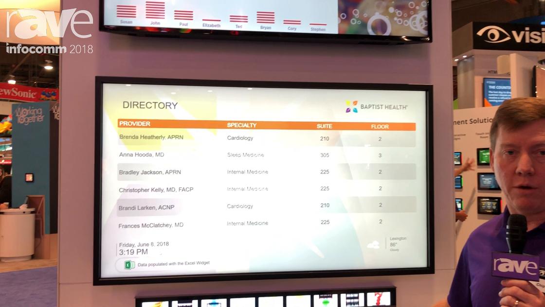 InfoComm 2018: Visix Presents AxisTV Digital Software Signage Suite